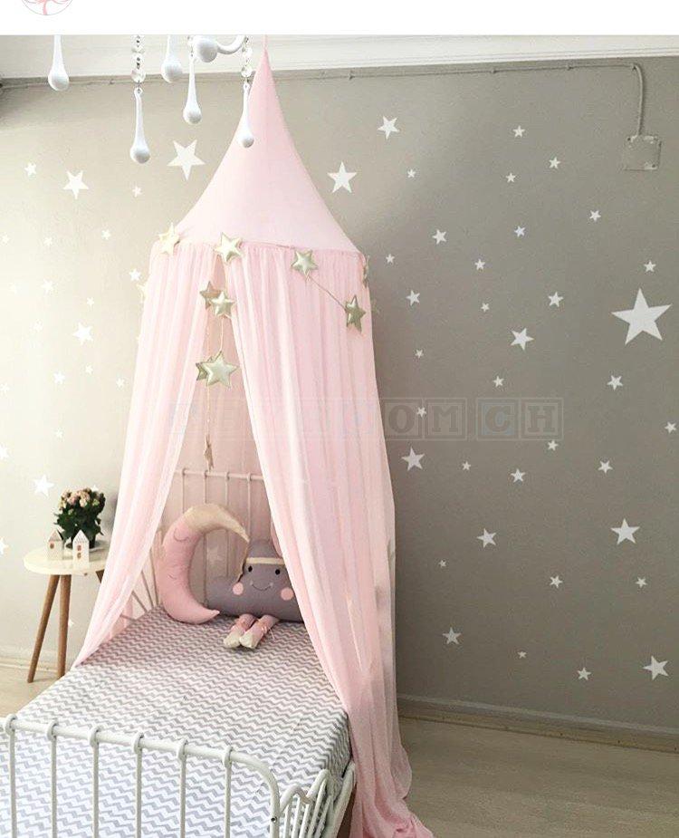 baldachin betthimmel hellrosa lassen sie sich verzaubern. Black Bedroom Furniture Sets. Home Design Ideas